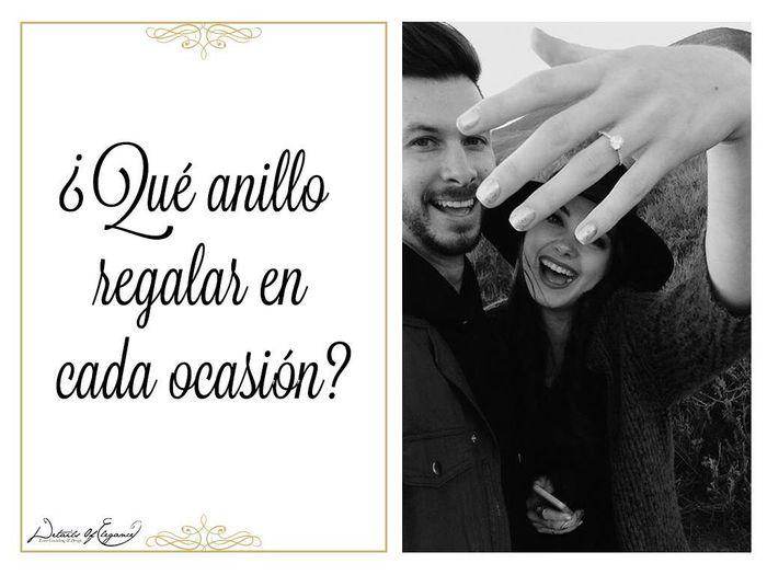 d916ad3a84a6 Un anillo para cada ocasión 💍 - Foro Antes de la boda - bodas.com.mx