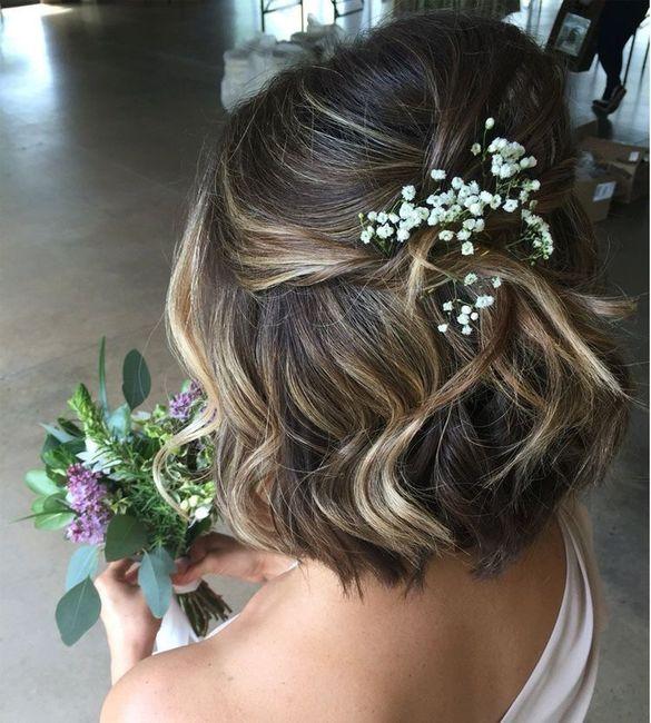 Clásico y sencillo peinados para boda pelo corto mujer Fotos de cortes de pelo estilo - Peinados para novias con el cabello corto - Foro Belleza ...