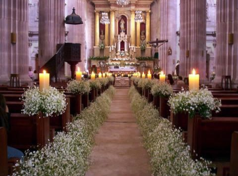 Ideas para decorar la iglesia 9