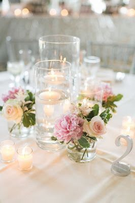 Centros de mesa para boda en playa 22