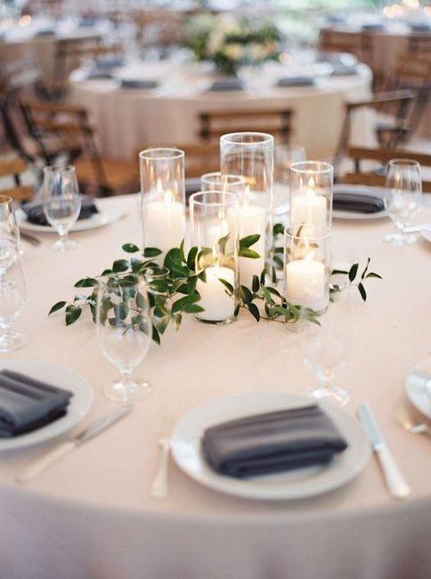 Centros de mesa para boda en playa 24