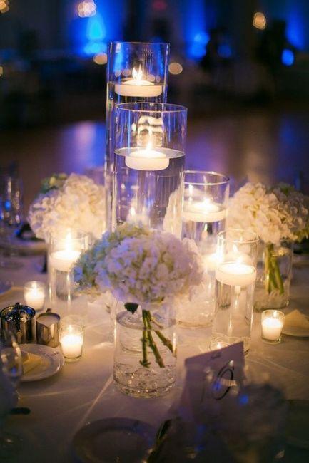 Centros de mesa para boda en playa 27