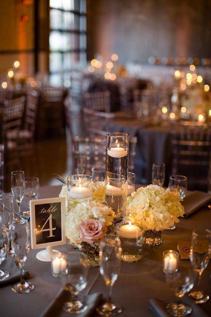 Centros de mesa para boda en playa 28