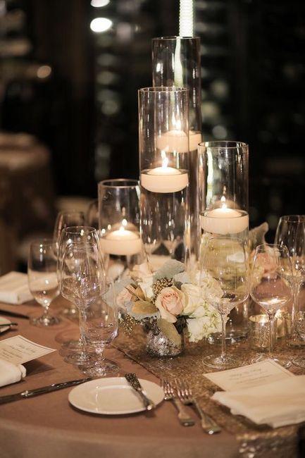 Centros de mesa para boda en playa 29