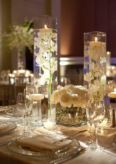Centros de mesa para boda en playa 30