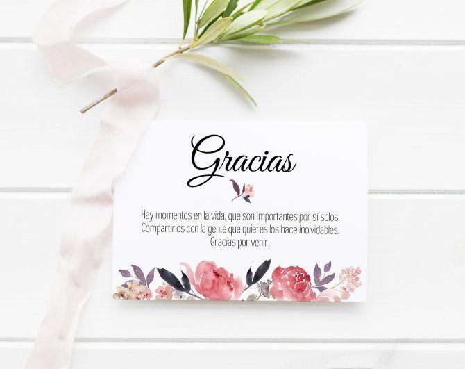 Agradecimiento para los invitados  10