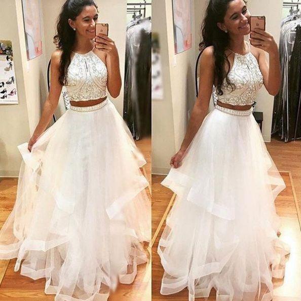 Vestido de novia de 2 piezas 👰🏻 29