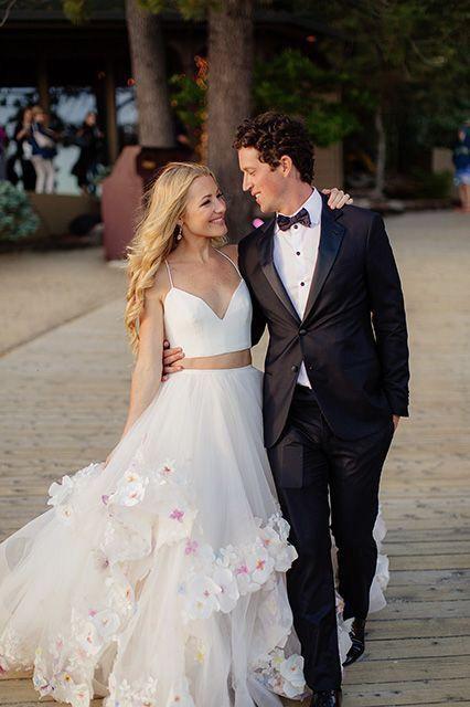 Vestido de novia de 2 piezas 👰🏻 30