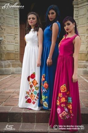 Damas a la mexicana 🇲🇽❤️ 2