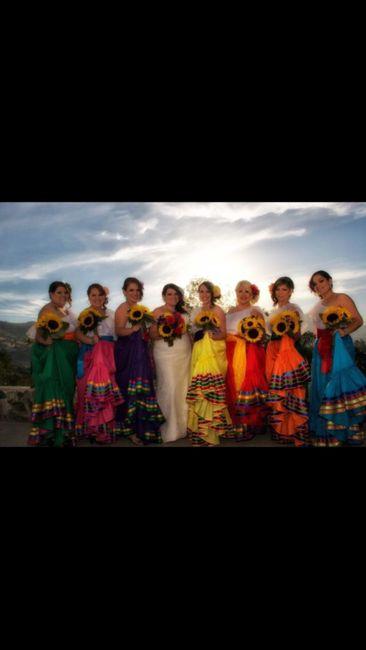 Damas a la mexicana 🇲🇽❤️ 4