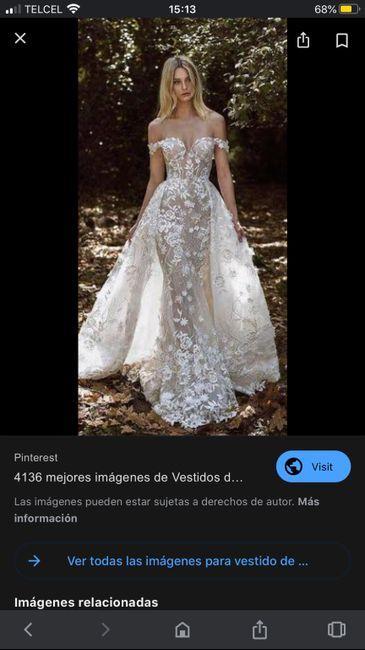 """[JUEGO] Si Googleas """"Vestido de novia""""... 17"""