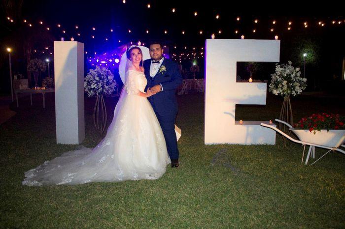 Románticas ideas para una boda en jardín 14