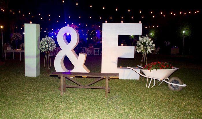 Románticas ideas para una boda en jardín 15