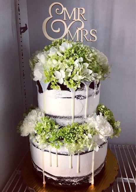 5 pasteles de boda con flores 9