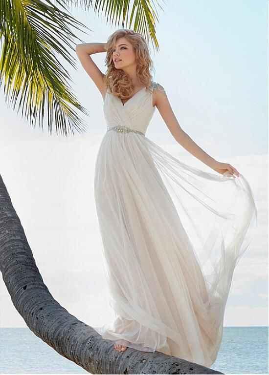 Ayuda: ideas vestidos de novia y damas para playa. - 6