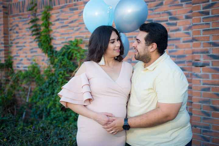 Sesión fotográfica mommy to be 🤰🏻💙✨ - 9