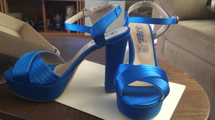 Mi algo azul será... 💙 6