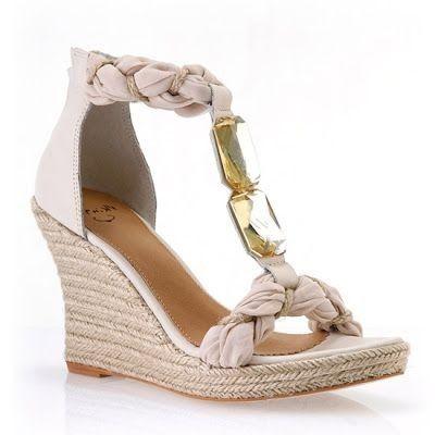 10 zapatos para una boda en la playa - foro moda nupcial - bodas.mx