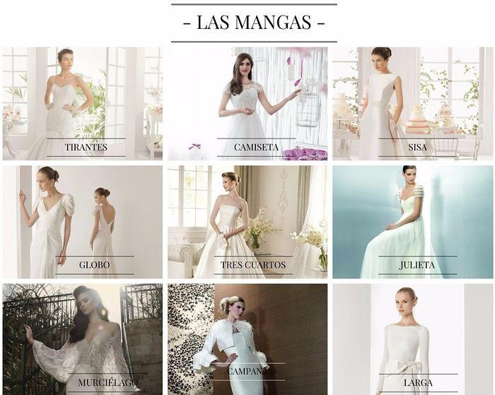 diseña tu propio vestido de novia: ¡las mangas! - foro moda nupcial