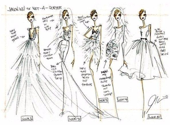 diseña tu propio vestido de novia - foro moda nupcial - bodas.mx