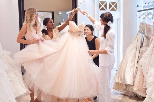 cuánto tiempo antes compraste tu vestido de novia? - foro moda