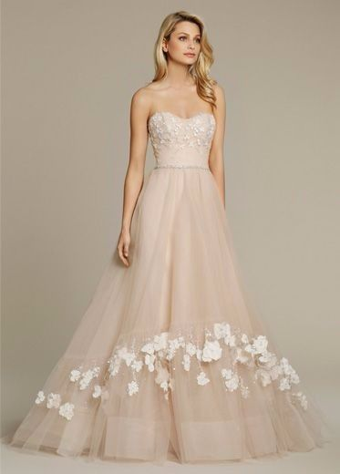8 vestidos de novia de color ivory