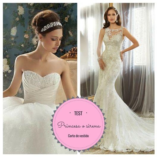 ¿Eres una novia princesa o sirena? 1