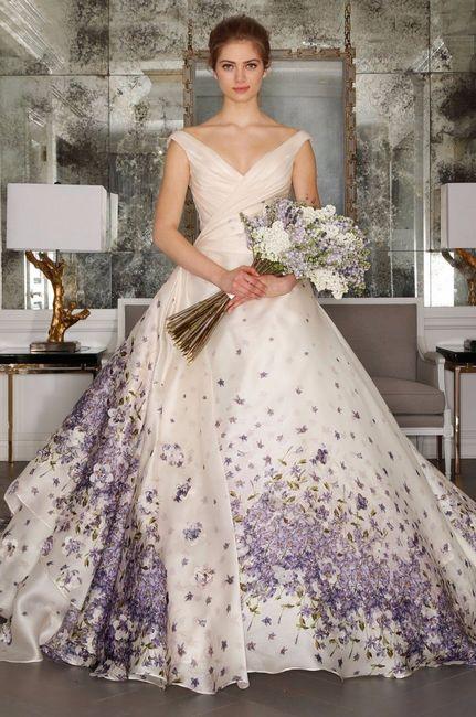 romona keveza, y su propuesta de vestidos de novia para el 2017