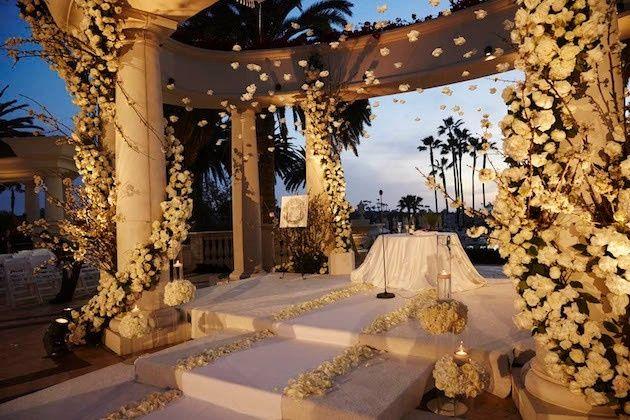 decoración glamurosa para boda. ¡se quedarán sin aliento! - foro