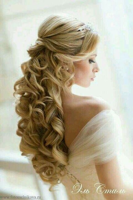 Peinados para vestidos de noche