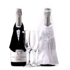 Botellas de novios