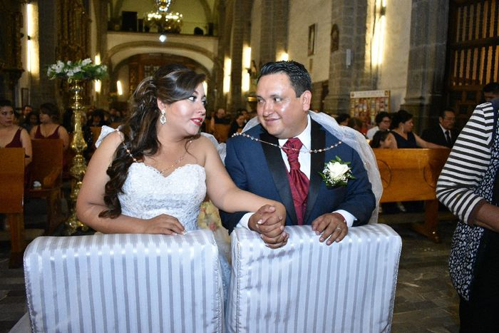 Comparte la foto favorita de tu boda 7