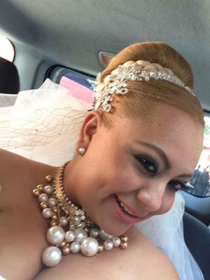 Adaneli yo en boda