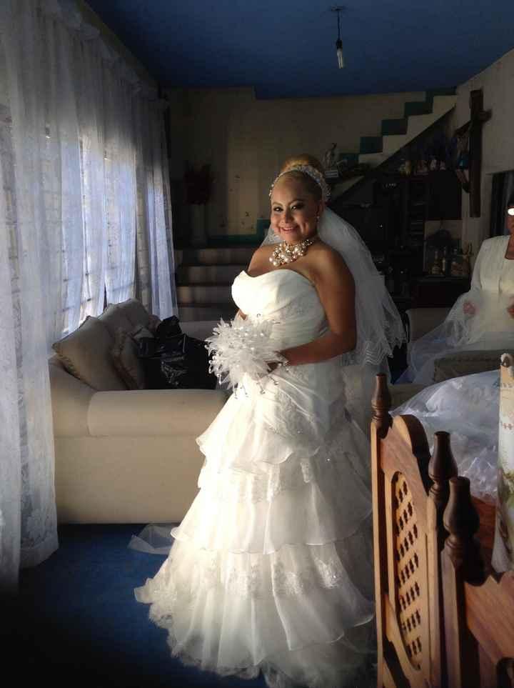 Yo de novia