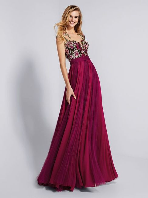 309365267 Vestidos para dama Boda Mexicana - Foro Moda Nupcial - bodas.com.mx