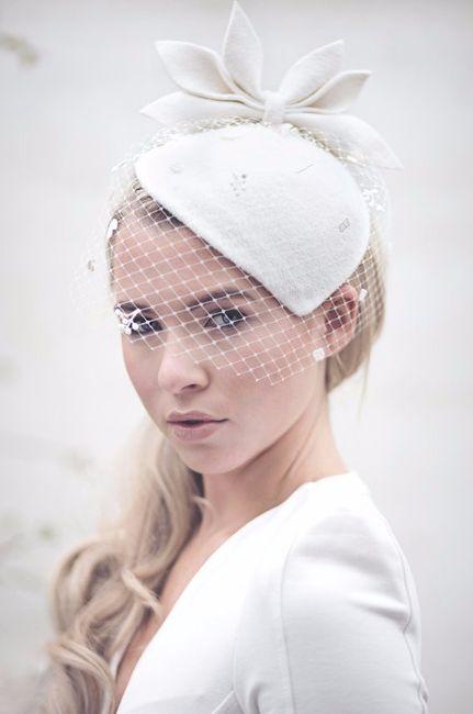 Sombrero nupcial...si o no  - Foro Moda Nupcial - bodas.com.mx 52ece971f97