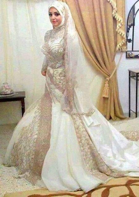4fe2e1064 Vestidos de novia arabes - Foro Moda Nupcial - bodas.com.mx