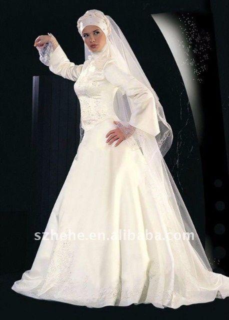 vestidos de novia arabes - foro moda nupcial - bodas.mx