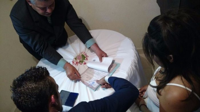 Mi Boda por el Civil 15