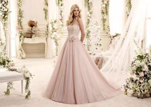 vestidos para novia en rosa palo! - foro moda nupcial - bodas.mx