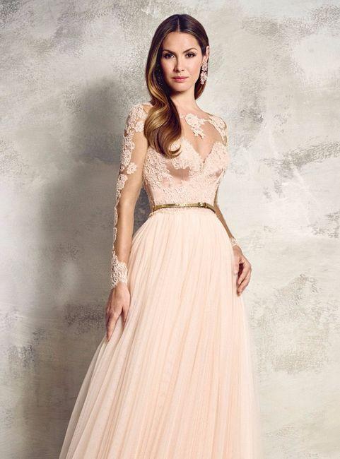 Vestidos Para Novia En Rosa Palo Foro Moda Nupcial
