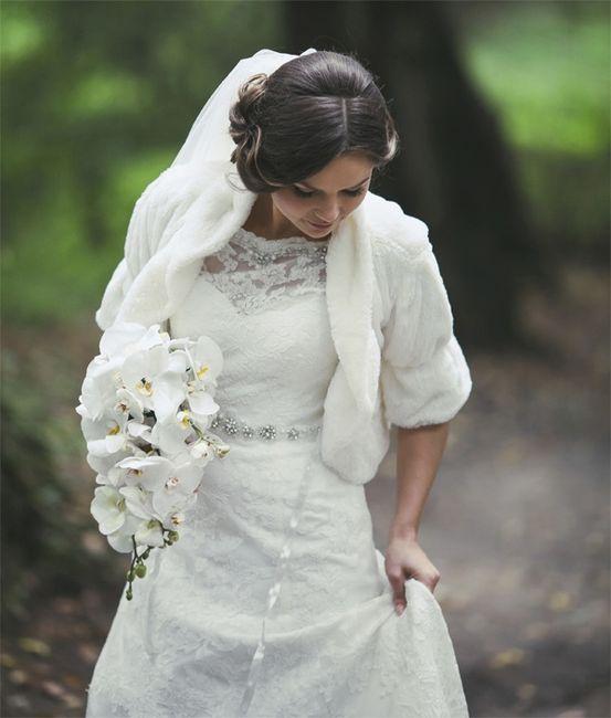 cdb3ba2c11 Abrigos para novias. - Foro Moda Nupcial - bodas.com.mx
