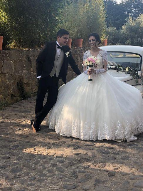 por fin nos Casamos! 😍🥰🎉✨ 3
