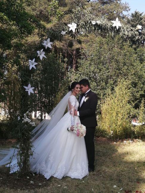 por fin nos Casamos! 😍🥰🎉✨ 4