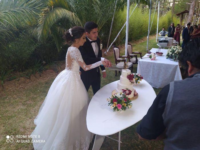 por fin nos Casamos! 😍🥰🎉✨ 5