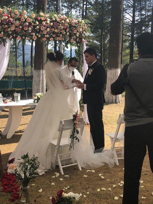 por fin nos Casamos! 😍🥰🎉✨ 1