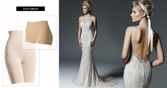 Ropa interior para el vestido de novia foro moda nupcial for Ropa interior de novia