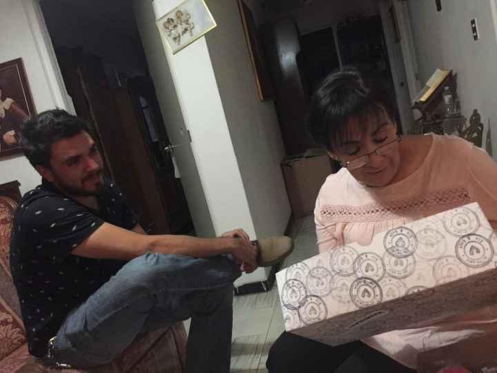 mom Gago