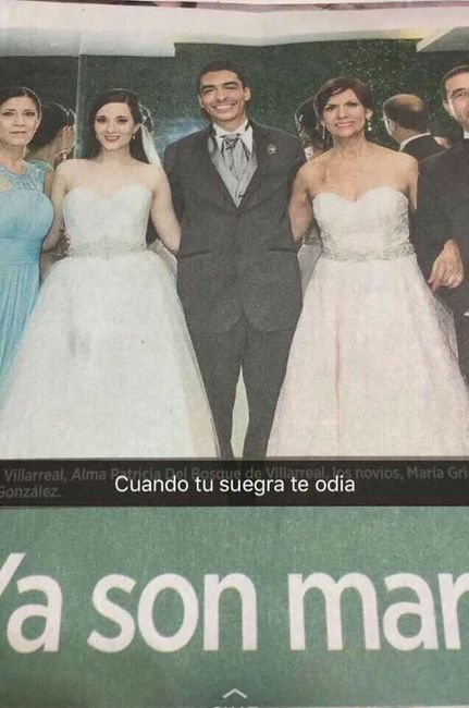 El vestido de mi suegra - Foro Antes de la boda - bodas.com.mx