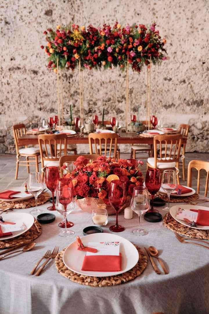 Ideas de boda mexicanas - 1